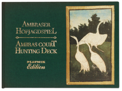 Ambras Court Hunting Deck Piatnik 2896